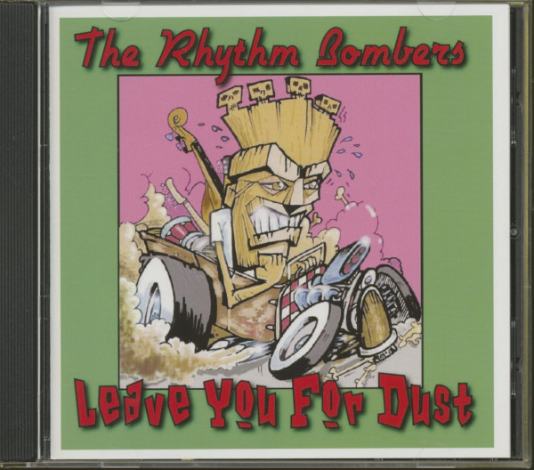 Leave You For Dust (CD)