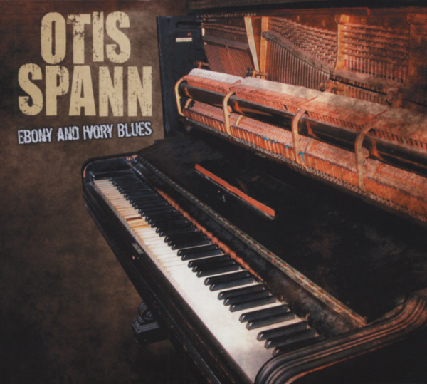 Spann, Otis Ebony & Ivory Blues (2-CD)