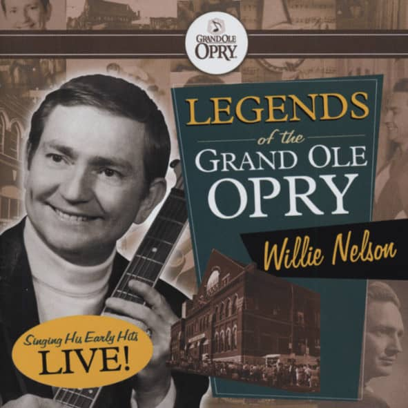 Nelson, Willie Legends Of The Grand Ole Opry Series