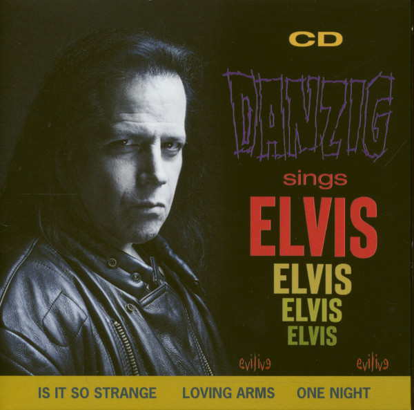 Danzig Sings Elvis (CD)