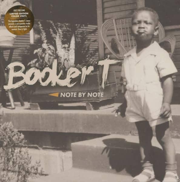 Note By Note (LP, Colored Vinyl, Ltd.)