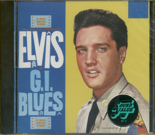 G.I. Blues (CD)
