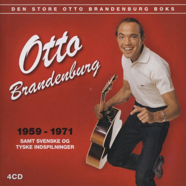 Brandenburg, Otto 1959-1971 (4-CD)