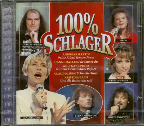 100% Schlager (CD)