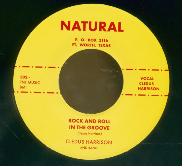 Rock & Roll In The Groove - Go On Baby (7inch, 45rpm)