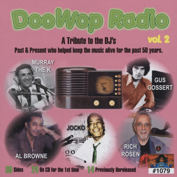 Va Vol.2, Doo Wop Radio