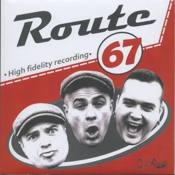 High Fidelity Recording (7inch Single, 45rpm, PS, SC, Ltd.)
