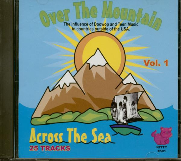 Over The Mountain, Across The Sea Vol.1