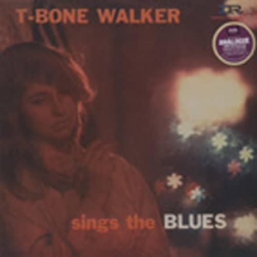 Walker, T-bone Sings The Blues - 180gram vinyl