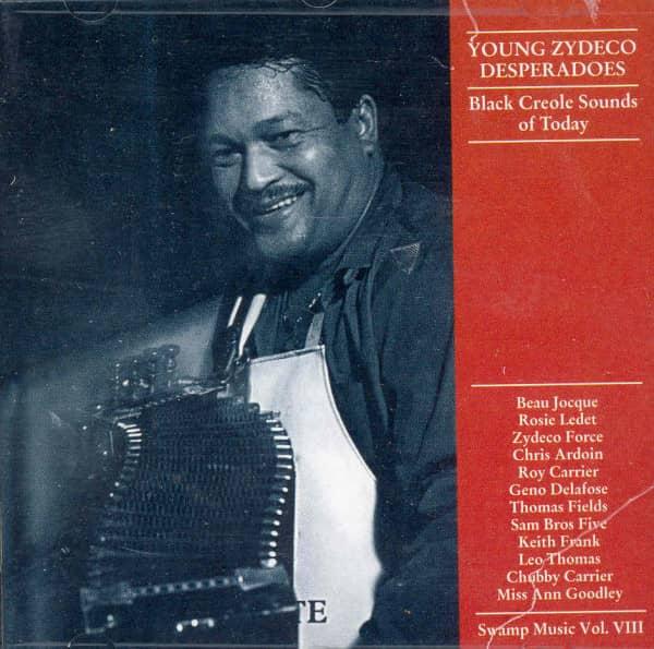 Vol.8, Swamp Music - Young Zydeco Desperados