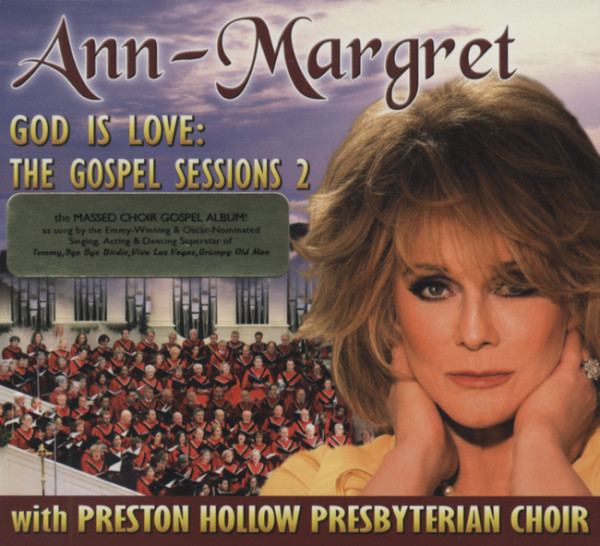 Ann Margret God Is Love: The Gospel Sessions 2