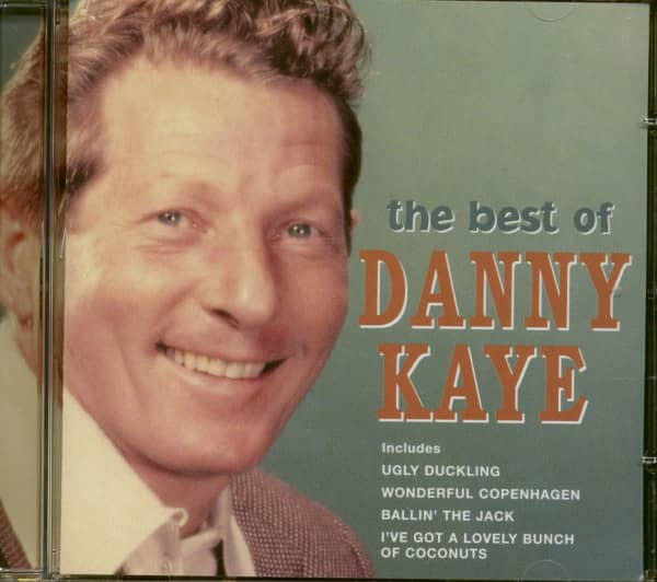 The Best Of Danny Kaye (CD)