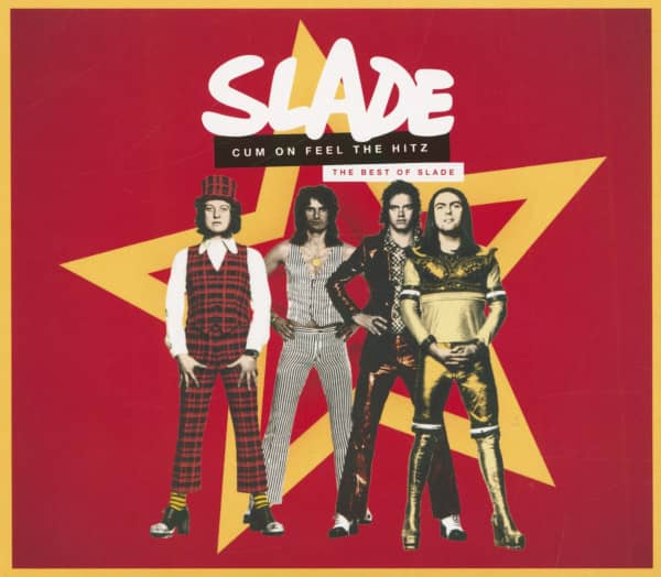 Cum On Feel The Hitz - The Best Of Slade (CD)