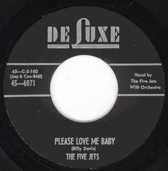 Please Love Me Baby - Down Slow