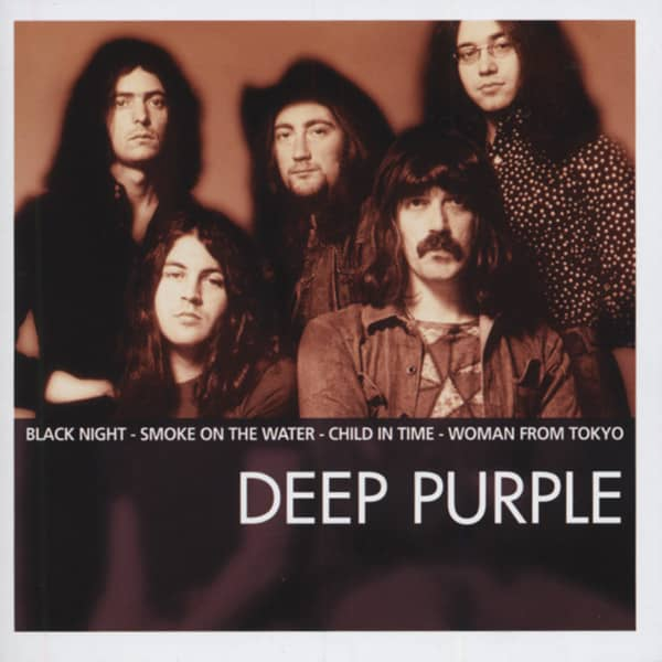 Deep Purple The Essential Collection