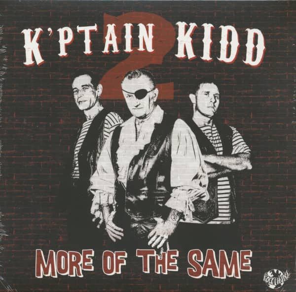 More Of The Same (LP, 10inch)