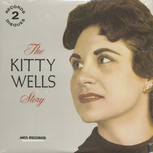 The Kitty Wells Story (2-LP)