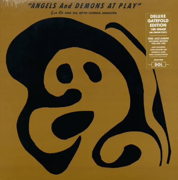 Angels And Demons At Play (LP, 180g HQ Virgin Vinyl)
