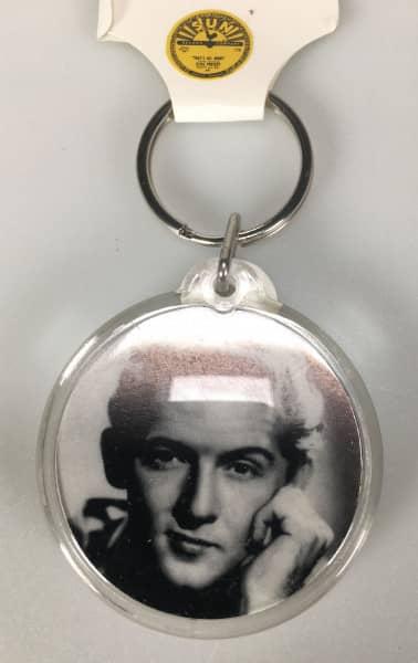 Key Ring - Schlüsselanhänger - Great Balls Of Fire-Sun-Jerry Lee Lewis