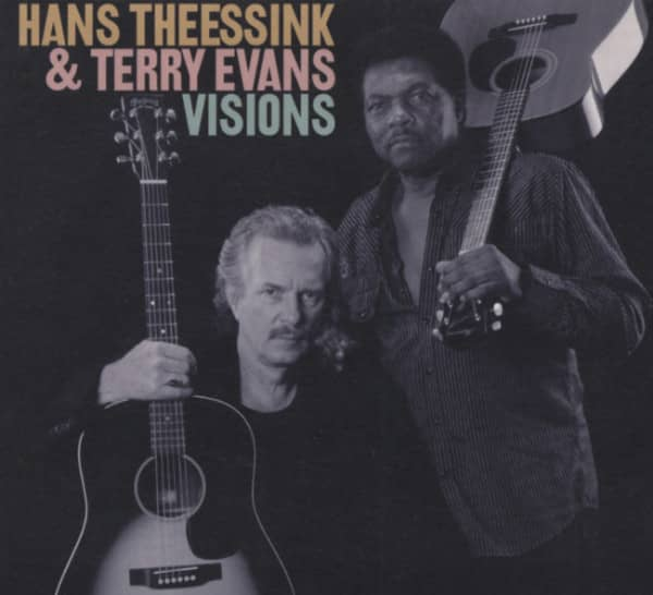 Theessink, Hans & Terry Evans Visions