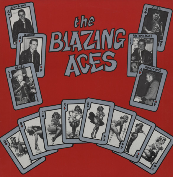 Blazing Aces The Blazing Aces