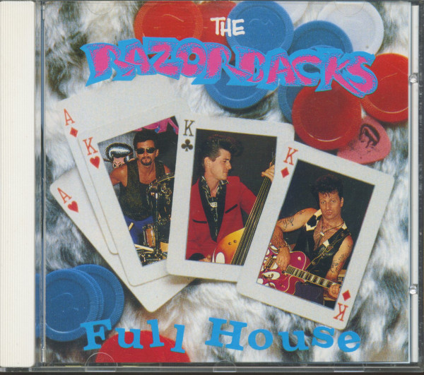 Full House (Live, CD)