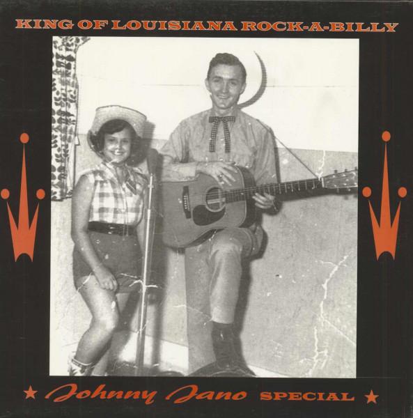 King Of Louisiana Rockabilly - Johnny Jano Special (LP)