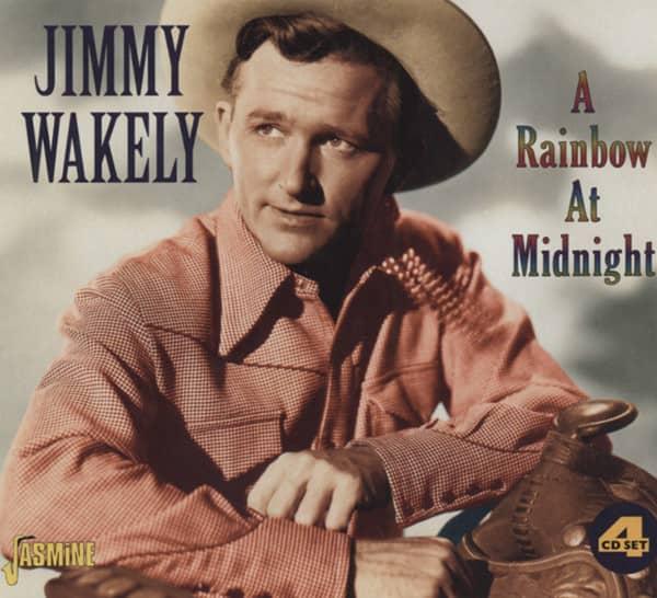 Wakely, Jimmy A Rainbow At Midnight (4-CD)