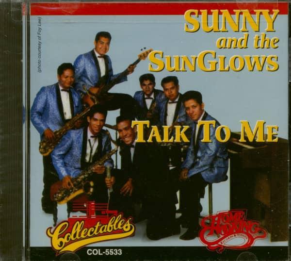 Talk To Me (CD)