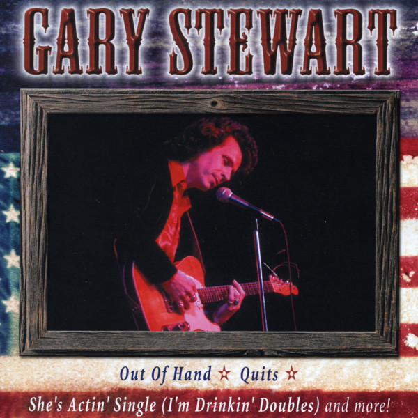 Stewart, Gary All American Country