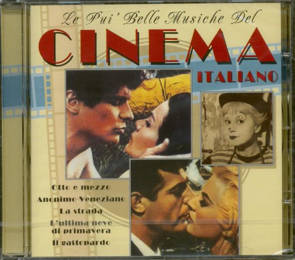 Le Pui' Belle Musiche Del Cinema Italiano (CD)