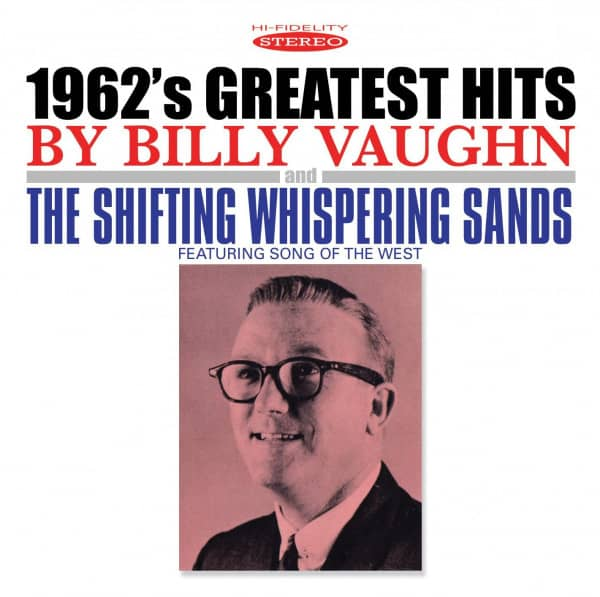 1962's Greatest Hits & the Shifting Whispering (CD)