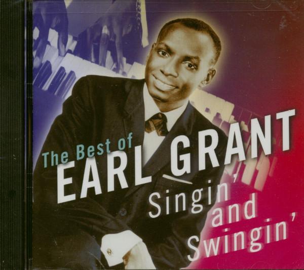 The Best Of Earl Grant - Singin' And Swingin' (CD)