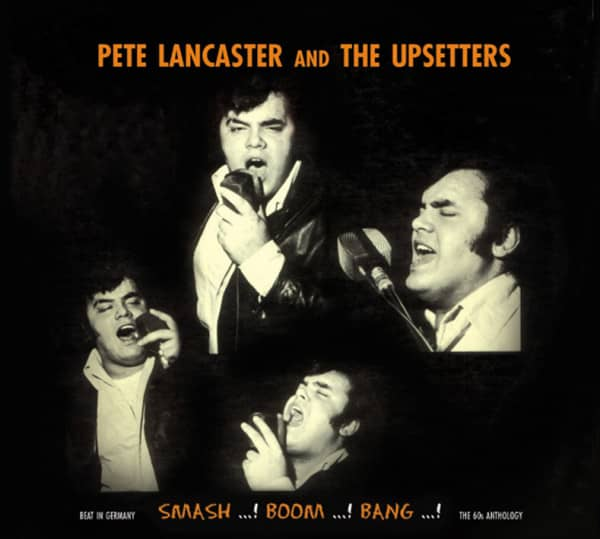 Pete Lancaster And The Upsetters (CD)