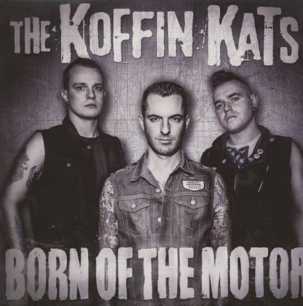 Born Of The Motor (LP, 180g Vinyl)