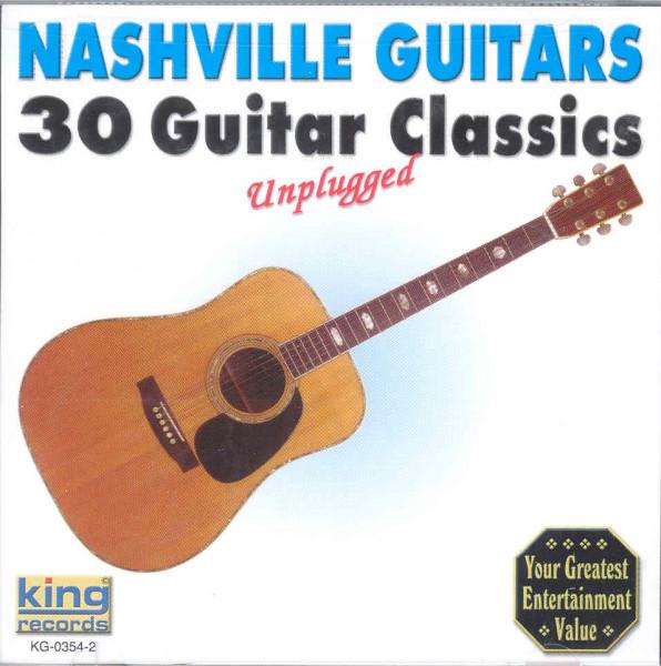 Nashville Guitars 30 Guitar Classics