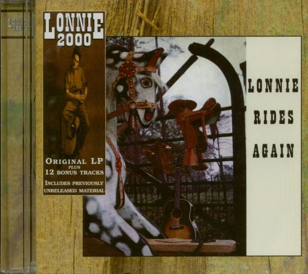 Lonnie Rides Again...plus (CD)