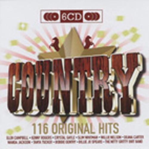 Va Original Hits - Country (6-CD)