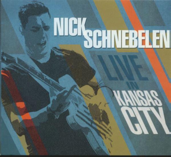 Live In Kansas City (CD)