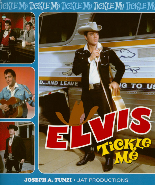 Elvis In Tickle Me (Book, CD & Calendar) - Joseph A.Tunzi