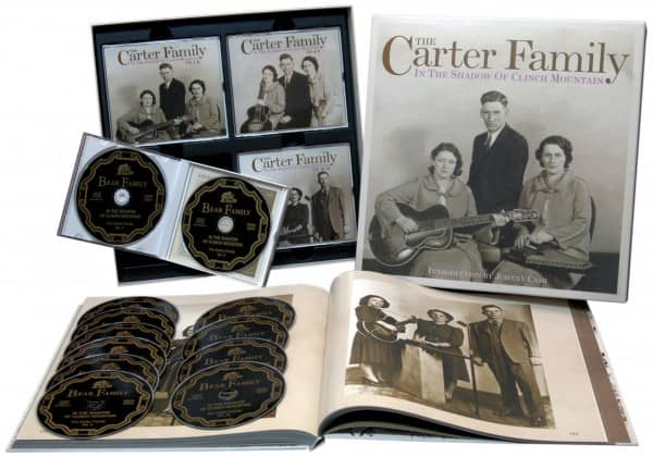 In The Shadow Of Clinch Mountain (12-CD Deluxe Box Set)
