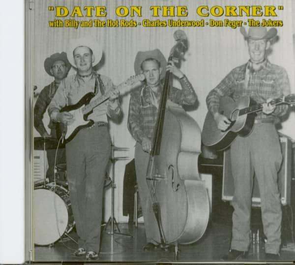 Date On The Corner (CD)