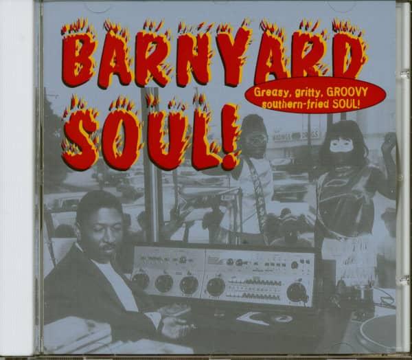 Barnyard Soul (CD)