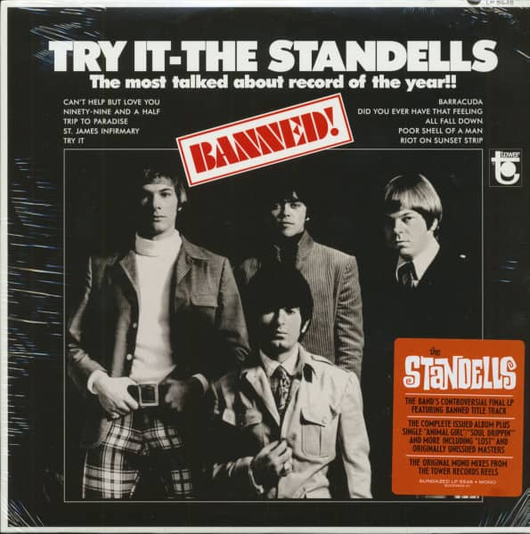 Try It - The Standells (LP)