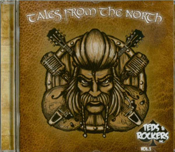 Teds & Rockers Inc. Vol.1 - Tales From The North