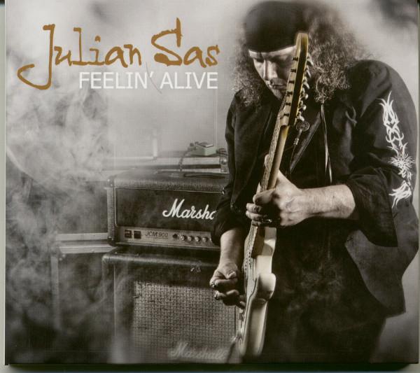 Feelin' Alive (CD)