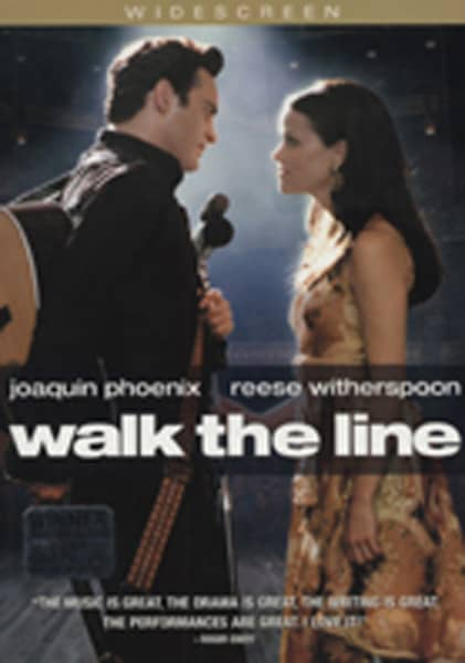 Walk The Line (US) Widescreen Version