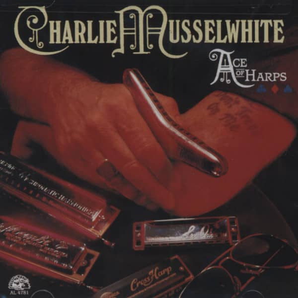 Ace Of Harps