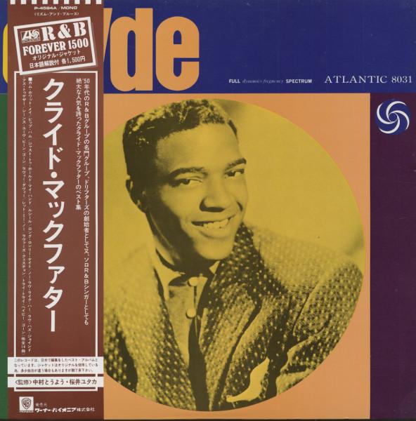 Clyde (Japan Vinyl-LP)