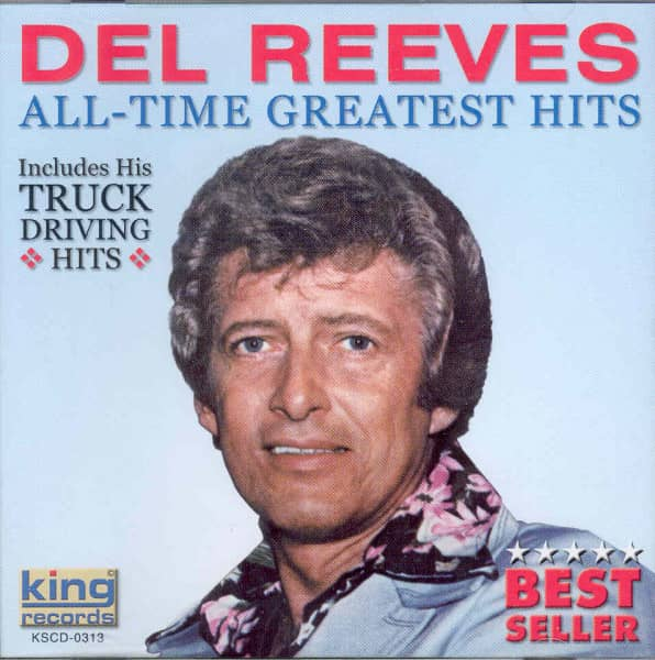 Reeves, Del All Time Greatest Hits
